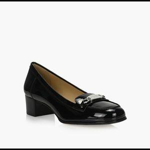 Micheal Kors Black shoes 35mm heel hight